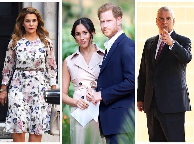 Фото №1 - Итоги года: самые громкие скандалы с участием королевских семей