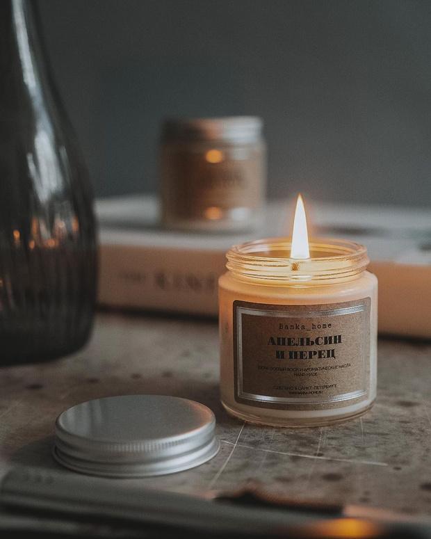 Фото №8 - Зимние свечи и ароматы для дома: выбор ELLE DECORATION