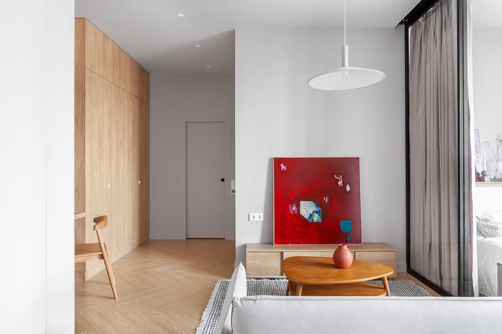 Фото №2 - Двухкомнатная квартира с многофункциональной планировкой