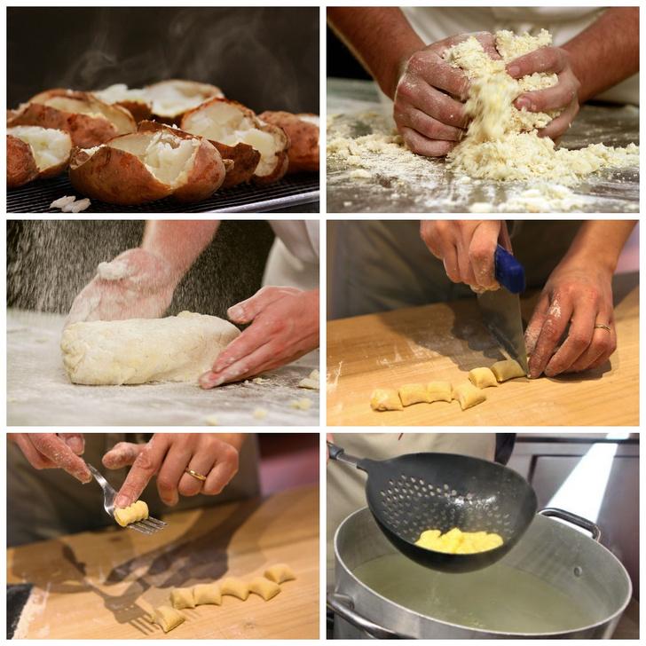 Фото №2 - Не пастой единой: рецепт итальянских ньокков