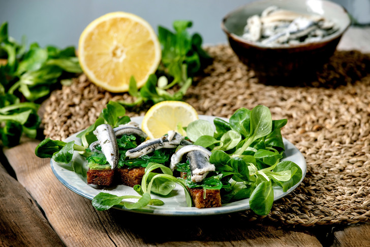 Салат с морской капустой, салат из морской капусты