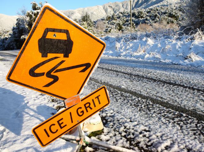 Фото №1 - Скользкая дорожка: особенности зимних outdoor-тренировок