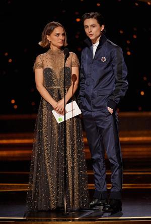 Фото №6 - Протест на «Оскаре»: почему все обсуждают образ Натали Портман