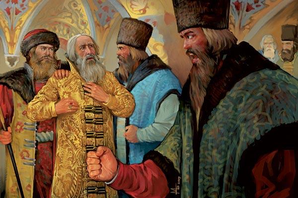 Фото №1 - Шуйский, царь-неудачник