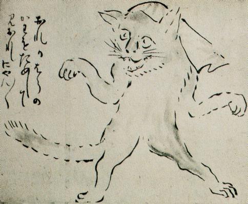 Фото №4 - Домовые в бане и лисы-оборотни: что общего у японских призраков и леших из русских сказок