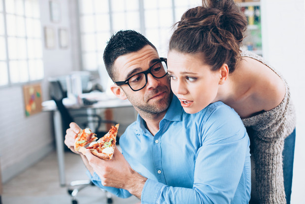 Фото №3 - Как незаметно посадить мужчину на диету и при этом не поссориться