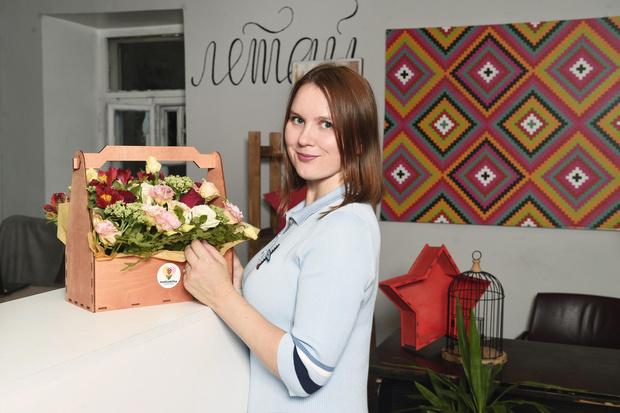 Фото №2 - Бросить офис и открыть цветочный магазин: как мечта превратилась в успешный бизнес