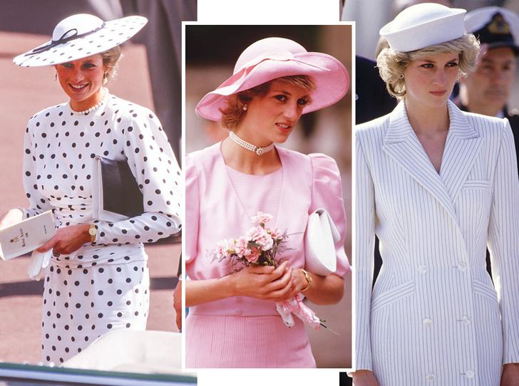 Фото №1 - Самые известные шляпы принцессы Дианы, которые вошли в историю