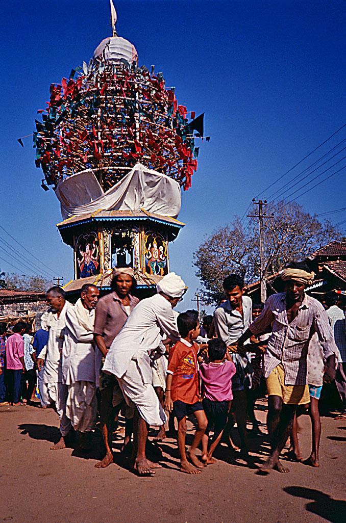 Фото №3 - Традиции: Колесо мира