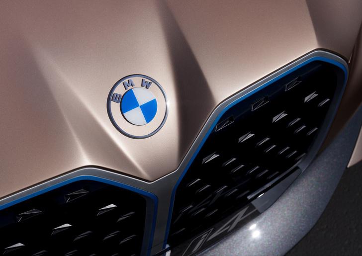 Фото №3 - BMW сменила эмблему