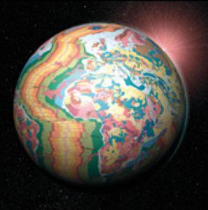 Фото №1 - Ученые собрали Землю