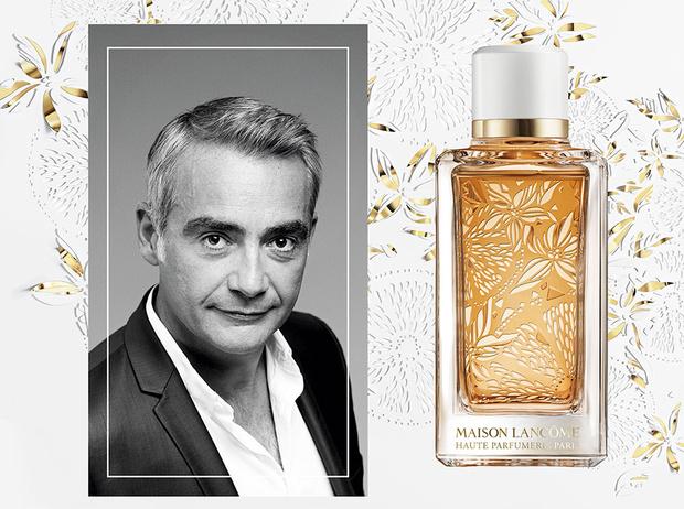Фото №1 - Парфюмер Кристоф Рейно: «Новый аромат Lancôme – как свадьба на юге Франции!»