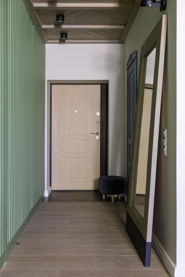 Фото №4 - Квартира в русском стиле в Новосибирске