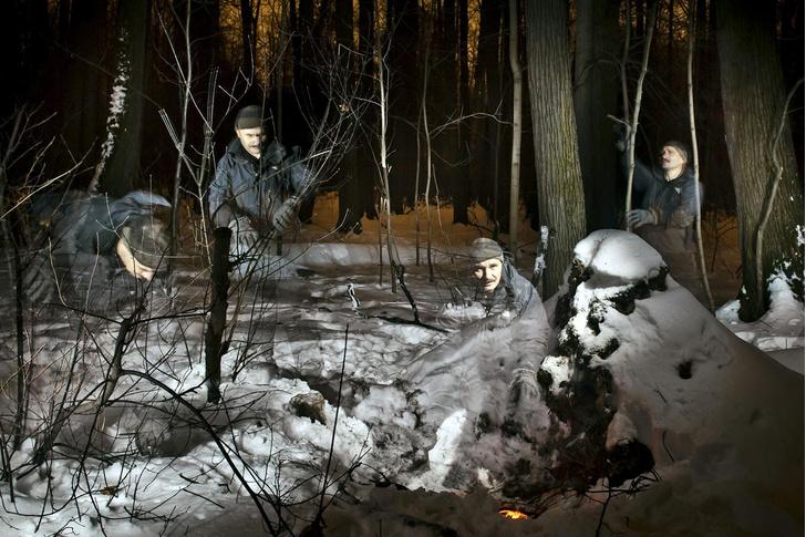 Фото №1 - « Это было настоящее выживание хорошо подготовленной группы...»
