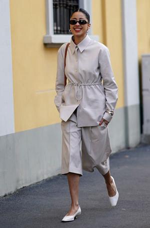 Фото №6 - С чем носить шорты-бермуды: 5 актуальных образов