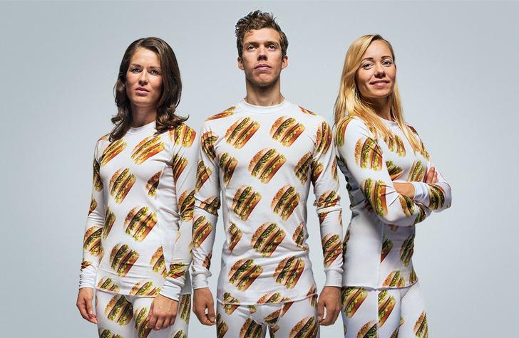 Фото №1 - «Макдоналдс» запустил собственную линию одежды