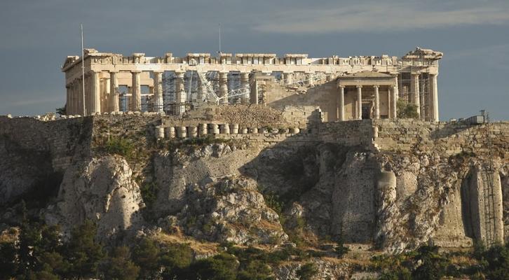 Фото №2 - 7 «мифических» мест в Греции, которые стоит увидеть своими глазами