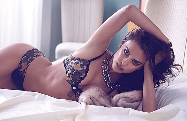 Ирина Шейк в рекламной кампании Twin Set