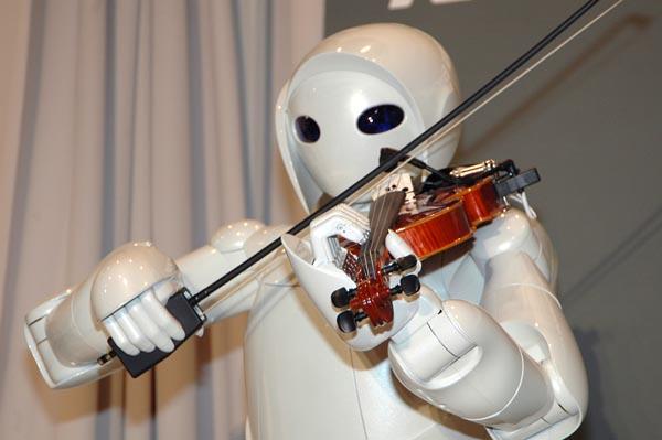 Фото №2 - Привлекательные роботы окажут любые услуги