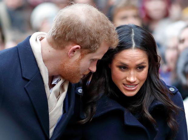 Фото №8 - Кейт уже ненавидит Меган, и еще 8 популярных королевских новостей 2017 года