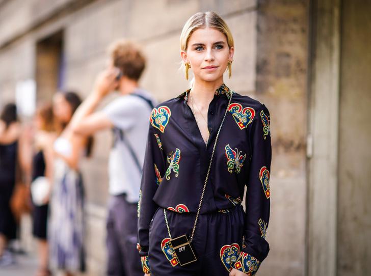 Фото №1 - Модная униформа: как носить пижамы вне дома (и даже в офис)