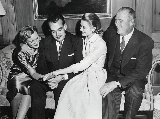 Фото №2 - 8 неожиданных фактов о свадьбе Грейс Келли и князя Ренье