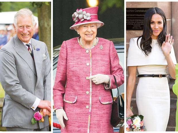 Фото №1 - 7 самых безумных теорий заговора о британской королевской семье