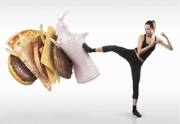 Фото №2 - Фитнес-диета: что есть, чтобы худеть в спортзале?