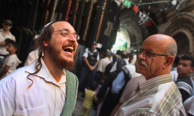 Фото №1 - Шутки израильтян над объявленной ракетной тревогой