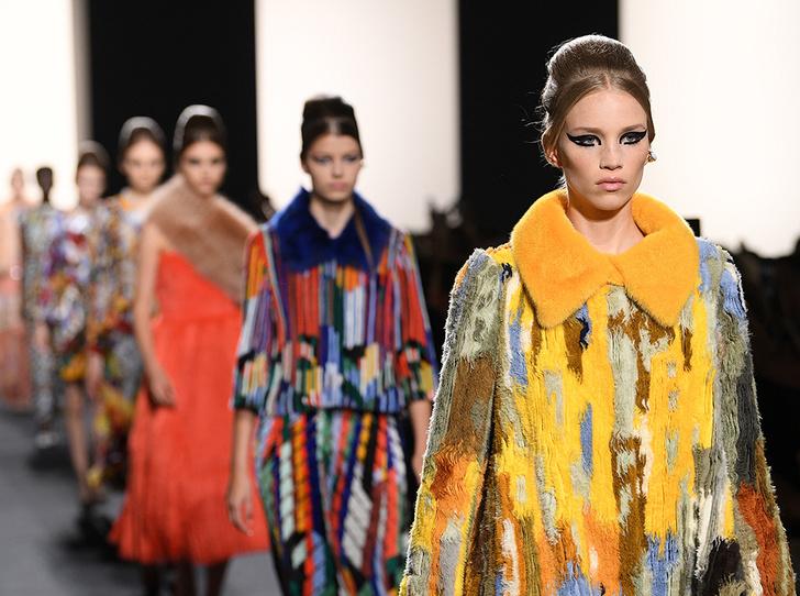 Фото №1 - Жизнь в искусстве: Fendi Couture FW18