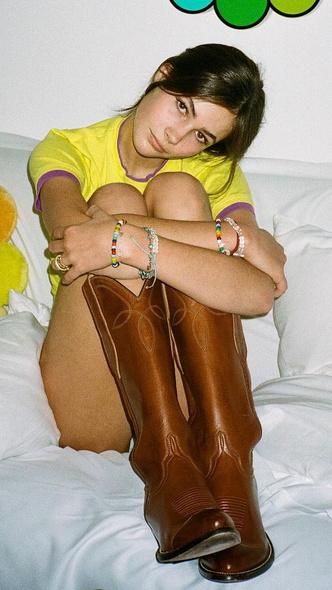 Фото №14 - Мамина копия: как выглядят и чем занимаются дочери супермоделей 90-х