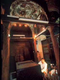 Фото №5 - Эль-Муалляка — надвратная церковь Богородицы