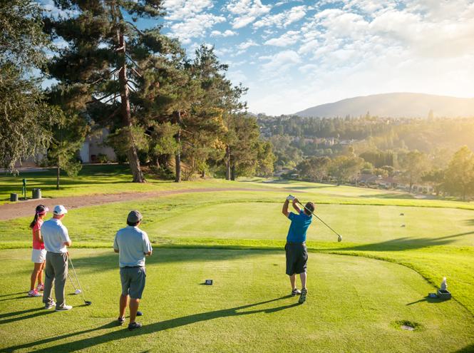Фото №8 - Новый тренд: женский гольф