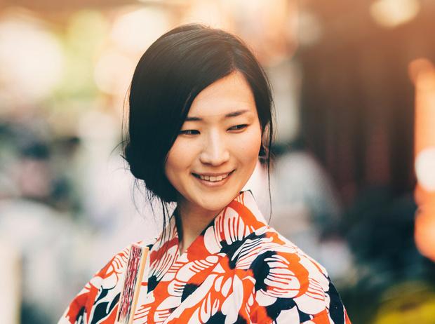 Как ухаживают за волосами японки: 4 главных лайфхака   Marie Claire
