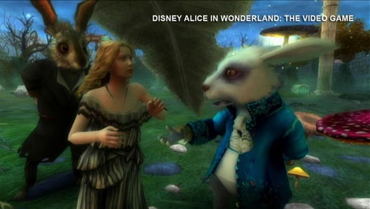 Фото №7 - 8 самых интересных игр по мотивам «Алисы в Стране чудес»