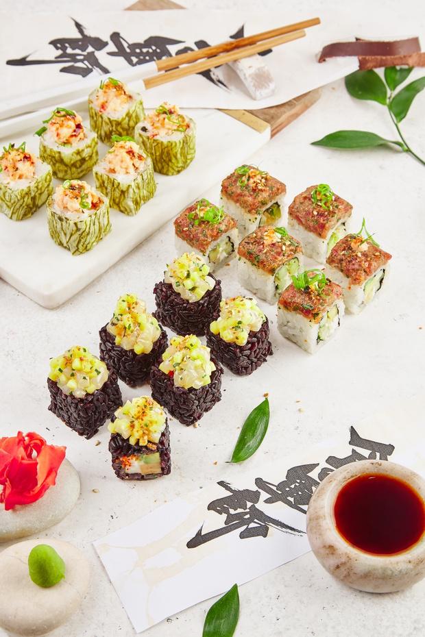 Фото №4 - Здоровая еда с доставкой: новое меню в «Тануки»