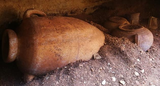 Фото №1 - На Мальте найдена 2000-летняя гробница