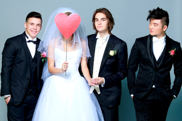 Фото №1 - MBAND ищет невест в новом реалити-шоу
