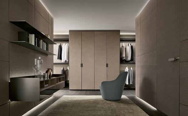 Фото №1 - Новинки Rimadesio 2020: двери, перегородки, мебель