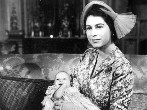 Фото №1 - Какую древнюю традицию Виндзоров нарушило рождение принцессы Анны