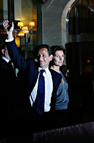 Фото №25 - Первые леди Франции: от Ивонны де Голль до Карлы Бруни-Саркози