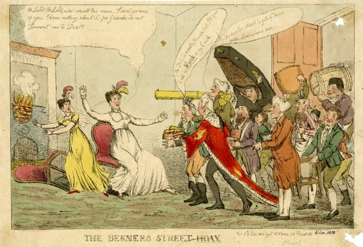 Фото №1 - История пари, которое парализовало Лондон и стало причиной первой пробки в истории городов