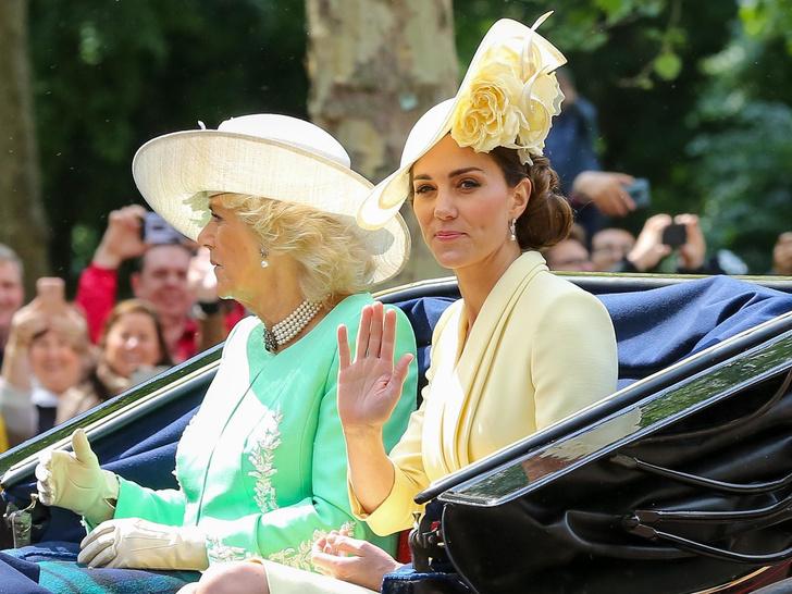 Фото №3 - Супруги Их Величеств: чем будущая роль Кейт отличается от положения Камиллы и принца Филиппа