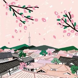 Фото №5 - Тест: Выбери рисунок сакуры, и мы скажем, чего тебе не хватает для счастья