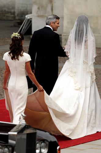 Фото №6 - Две невесты: Меган Маркл vs Кейт Миддлтон