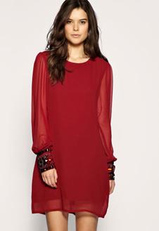 Фото №5 - Новый год и корпоратив: стильное платье