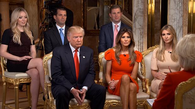 Фото №5 - Правда о Трампах: просчет Дональда, слезы Мелании и президентские амбиции Иванки