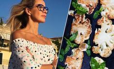 «Сожженная» цветная капуста по уникальному рецепту от Ники Белоцерковской