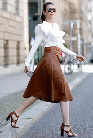 Фото №3 - Как одеться летом девушке plus size: 5 стильных вариантов