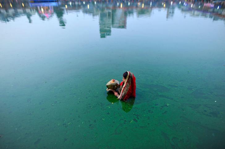 Фото №1 - Один кадр: Непал